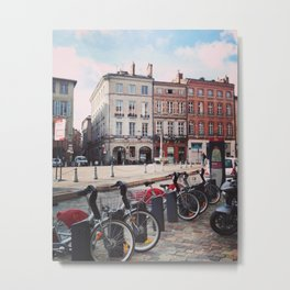 Toulouse street II Metal Print