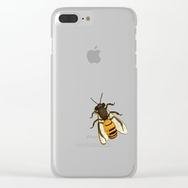 The Last Honeymaker Clear iPhone Case
