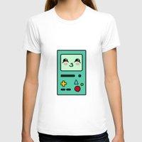 bmo T-shirts featuring BMO by Janice Wong