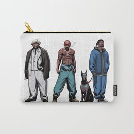 Legendary Rappers Carry-All Pouch