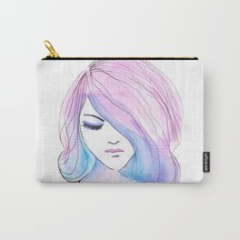 Colorful Emotions Carry-All Pouch