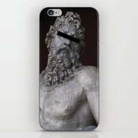 anonymous iPhone & iPod Skins featuring Anonymous by Logan Amick
