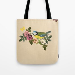 Song Bird 1 Tote Bag