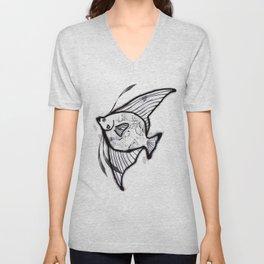 Fish in the Sea Unisex V-Neck