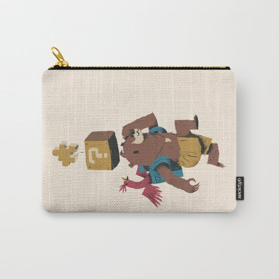 banjo block Carry-All Pouch