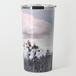 Landscape & Clouds II Travel Mug