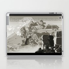 Parasomnia 04 n&b Laptop & iPad Skin