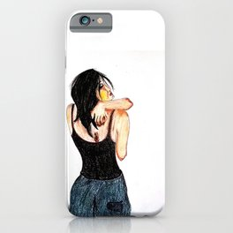 Itch iPhone Case