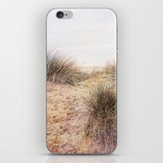 Footprints in the Sand. iPhone & iPod Skin