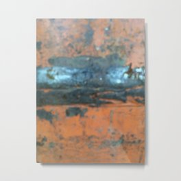 Texturas 013 Metal Print