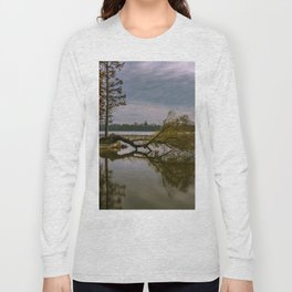 Narcissus (The Kiss) Long Sleeve T-shirt