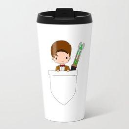 Pocket Doctor (Eleventh Doctor) Travel Mug