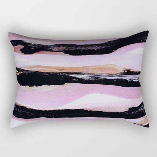 Layers 04 Rectangular Pillow