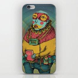 Holy Clown iPhone Skin