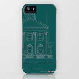Ornate House 9 iPhone Case