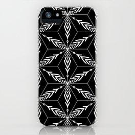 Laconic geometric iPhone Case