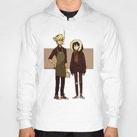 durarara Hoodies featuring Kids These Days by rhymewithrachel
