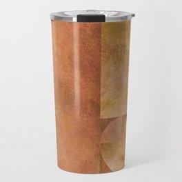 Golden Ratio, Golden Spiral Art Travel Mug
