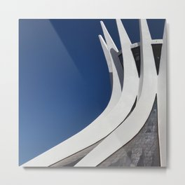 Catedral ON Metal Print