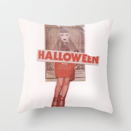 Reveal The Truth Throw Pillow