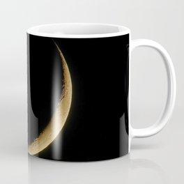 The Moon Sliver (Color) Coffee Mug