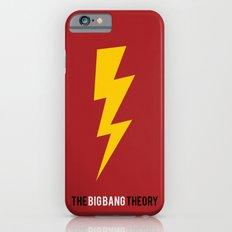 The Big Bang Theory - Minimalist iPhone 6 Slim Case