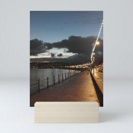 Penzance Promenade Mini Art Print