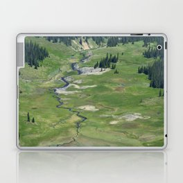 Verdant valley Laptop & iPad Skin