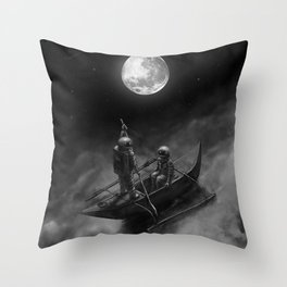 Anywhere With You Throw Pillow