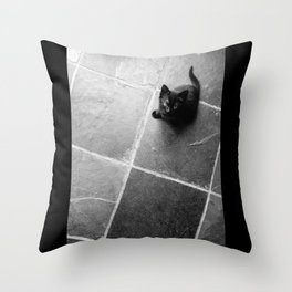 Only Little Me Throw Pillow