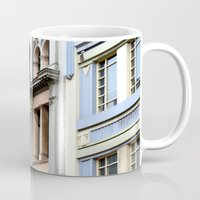 melbourne Mugs featuring Melbourne Heritage by Carmen