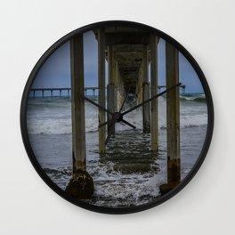 SeaGate (Ocean Beach) Wall Clock