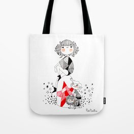 My twins Tote Bag