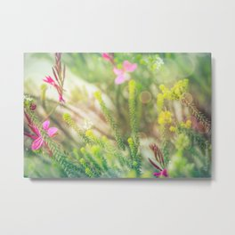 Where the Fairies Play Metal Print