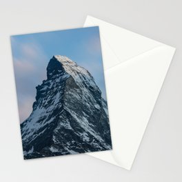 The Matterhorn Summit Stationery Cards