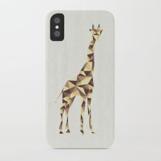 Giraffe #2 Slim Case iPhone X