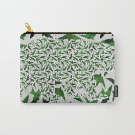Bear Camouflage Carry-All Pouch