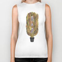 home sweet home Biker Tanks featuring Home by David Avend