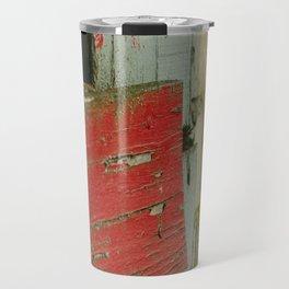 Painted Wood - Mount Vernon, WA Travel Mug