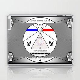 New World Order TV Test Pattern. Laptop & iPad Skin