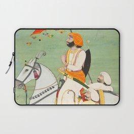 Raja Gulab Singh - Vintage Indian Art Print Laptop Sleeve