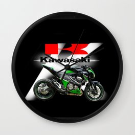 Kawasaki Ninja Wall Clock