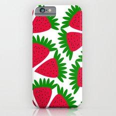 Strawberry Fields  Slim Case iPhone 6s