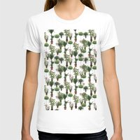 plants T-shirts featuring plants by Gregory Sheppard