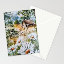 Countryside Summer Stationery Cards