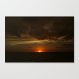 Gulf Coast Beauty Canvas Print