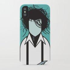 Edward iPhone X Slim Case