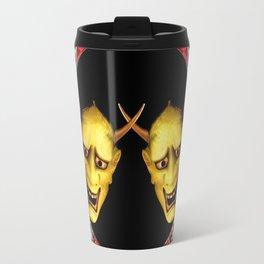 Kooky Kabuki II (Just Say Noh) Travel Mug