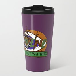 Coffeine Travel Mug