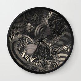 wasteland Wall Clock